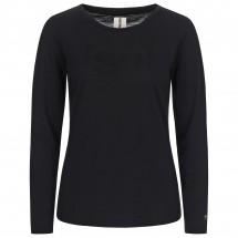 SuperNatural - Women's Essential Graphic L/S - Merino ondergoed