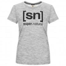 SuperNatural - Women's Essential I.D. Tee - Merino ondergoed