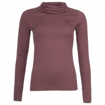 Odlo - Women's Suw Top Turtle Neck L/S Natural Merino - Merino base layer