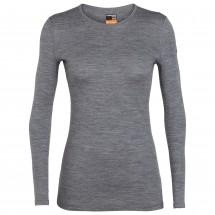 Icebreaker - Women's 200 Oasis L/S Crewe - Merino ondergoed