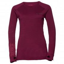 Vaude - Women's Base L/S Shirt - Merinounterwäsche