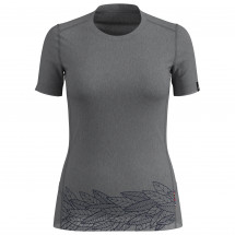 Odlo - Women's BL Top Crew Neck S/S Alliance - Merino base layer