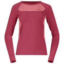 Bergans - Women's Cecilie Wool Long Sleeve - Merinounterwäsche