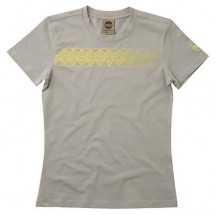 Moon Climbing - Women's Fade Logo - T-Shirt