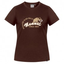 Mammut - Retro T-Shirt Women