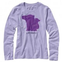 Patagonia - Women's Live Simply Polar Shirt - Longsleeve
