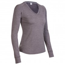 Icebreaker - Women's City Collection Zephyr V - Longsleeve