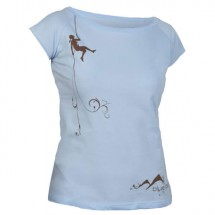 Blue Ice - Women's Flourish - T-shirt