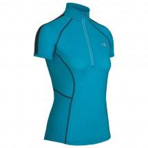 Icebreaker - Women's GT150 SS Quest Zip - Funktionsshirt