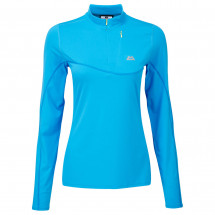 Mountain Equipment - Women's Spear LS Zip Tee - Longsleeve