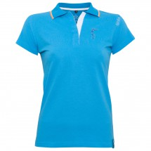 Chillaz - Women's Polo T-Shirt Alpensteinbock