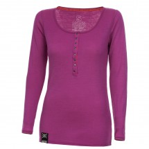 Mons Royale - Women's Pop-Pop Top - Longsleeve