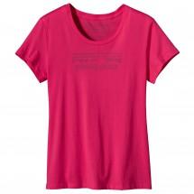 Patagonia - Women's Stamp Logo T-Shirt