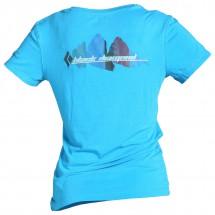 Black Diamond - Women's Vier Zinnen Tee - T-Shirt