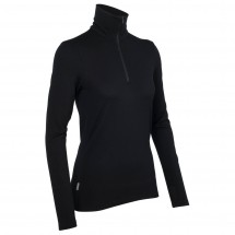 Icebreaker - Women's Tech Top LS Half Zip - Manches longues