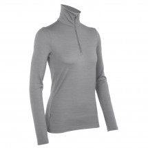 Icebreaker - Women's Tech Top LS Half Zip - Longsleeve