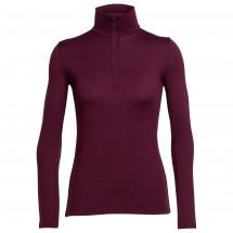 Icebreaker - Women's Tech Top LS Half Zip - Long-sleeve