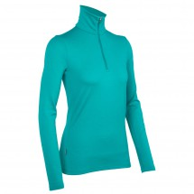 Icebreaker - Women's Tech Top LS Half Zip - Long-sleeve