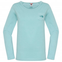 The North Face - Women's L/S Pocket Tee - Longsleeve