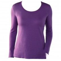 Smartwool - Women's Long Sleeve U-Neck Tee
