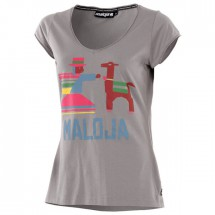 Maloja - Women's VendedoraM. - T-Shirt