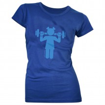 Nihil - Women's Dumbbell Tee - T-Shirt