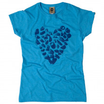 Moon Climbing - Women's Heart Holds Tee - T-Shirt