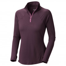 Mountain Hardwear - Women's Butter Zippity - Manches longues