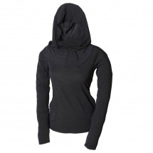 66 North - Women's Unnur Hooded Long Sleeve - Longsleeve