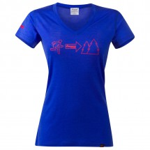 Bergans - Women's Exit Wool Lady Tee - T-Shirt