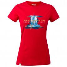 Bergans - Women's Foss Lady Tee - T-paidat