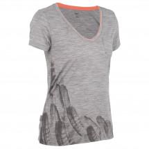 Icebreaker - Women's Harmony SS V Plume - T-shirt