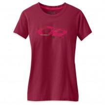 Outdoor Research - Women's Wild At Heart Tee - T-shirt