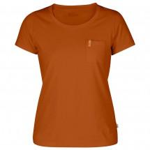 Fjällräven - Women's Övik T-Shirt - T-paidat