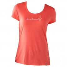 Smartwool - Women's Short Sleeve Smartwool Logo U-Neck Tee