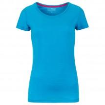 Ortovox - Women's Merino Cool Print Neck - T-paidat