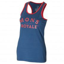 Mons Royale - Women's Racer Back Tank - Toppi