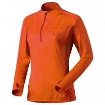 Dynafit - Women's React Dry LS Tee - Laufshirt