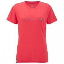 Mountain Equipment - Women's Groundup Tee - T-shirt