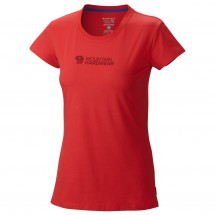 Mountain Hardwear - Women's MHW Logo SS T - T-Shirt