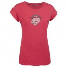 Salewa - Women's Greetings Co SS Tee - T-shirt