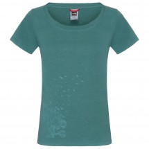 The North Face - Women's SS Birds & Clouds Tee - T-paidat