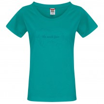 The North Face - Women's SS Heli View Tee - T-paidat