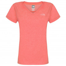 The North Face - Women's SS RDT V-Neck - T-paidat