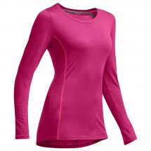 Icebreaker - Women's Aero LS Crewe - Long-sleeve