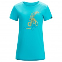 Arc'teryx - Women's Bird On A Rope SS T-Shirt - T-Shirt