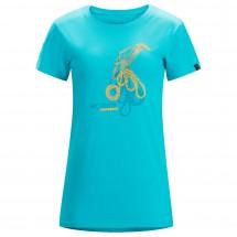 Arc'teryx - Women's Bird On A Rope SS T-Shirt - T-paidat