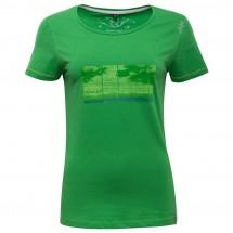 Chillaz - Women's Gandia Mountain Silhouette - T-Shirt