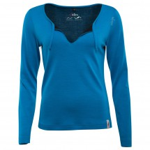Chillaz - Women's LS Crew-V Merino - Long-sleeve