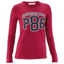 Peak Performance - Women's Logo LS - Long-sleeve